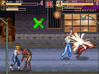 Final Fight y Streets Of Rage unidos!
