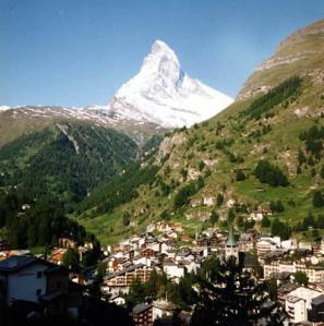 Suiza, el pais de los Toblerone!