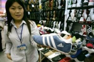 Replica China de Adidas