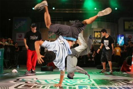 Rey breakdance