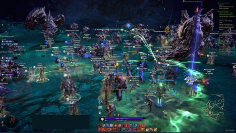 Las batallas del Nexo prometen un montón...