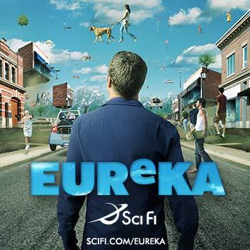 No te preocupes, levitar en Eureka es algo habitual...