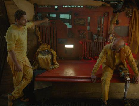 Star-Lord es de los que les das la mano y te cogen ... la pierna?