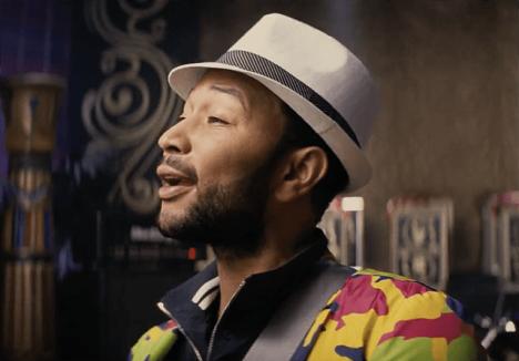 Decubrir a John Legend fue de lo mejor de La La Land